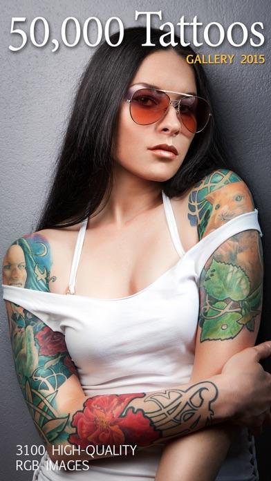 50000 Tattoos review screenshots