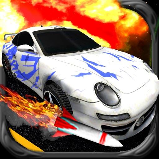 A Crazy 3D Road Riot Traffic Racer Combat Racing Game iOS App