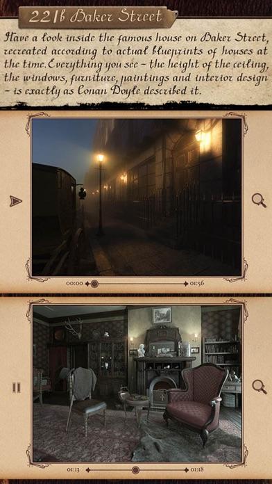 SHERLOCK: Interactive Adventure