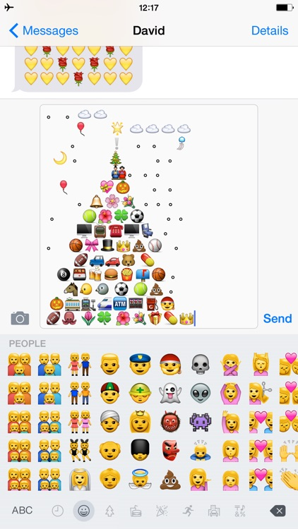 Emojis Keyboard New - Animated Emoji Icons & Emoticons Art Added For Texting Free screenshot-0