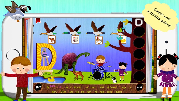 ABC Book by Story Time for Kids screenshot-3