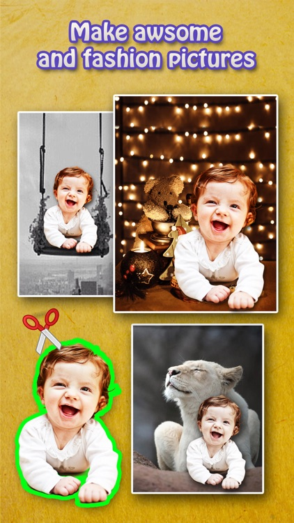 Cut Photo Blender Pro - Background Eraser to Collage Yr Images screenshot-1