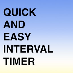 Quick and Easy Interval Timer