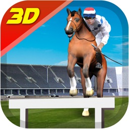 Horse Racing 3D 2015 Free