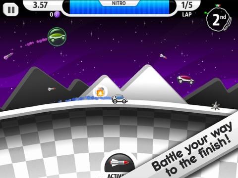 Lunar Racer для iPad