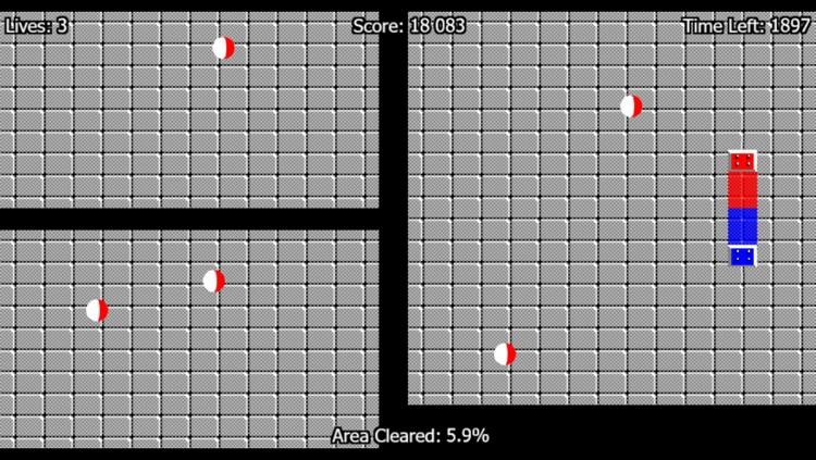 JezzBall Classic Lite screenshot-4