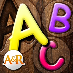 My First Puzzles: Alphabet - an Educational Puzzle Game for Kids for Learning Letter Shapes - Full Version