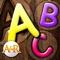 App Icon for Mis primeros puzzles: el alfabeto - un juego de rompecabezas de la educación para los niños  - versión completa App in Mexico IOS App Store