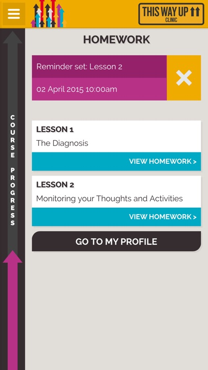Skills for Panic Disorder screenshot-4