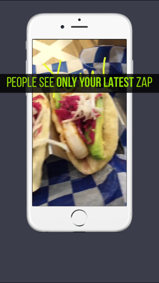 Zap for Twitter: one moment at a time screenshot two