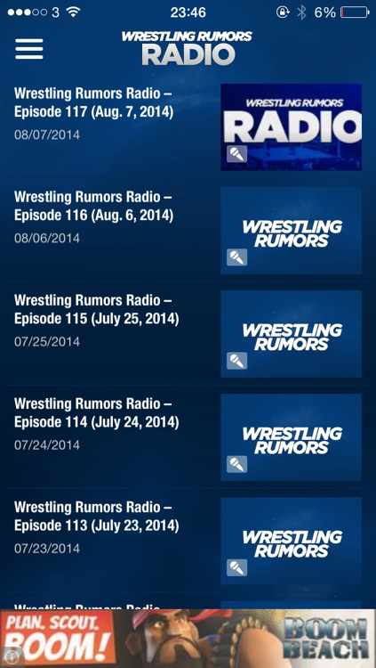 Wrestling Rumors screenshot-4