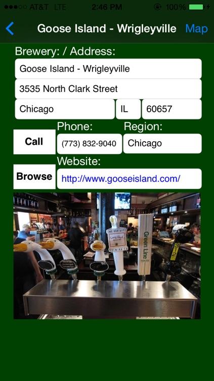 Illinois Brewery Beer Finder screenshot-3