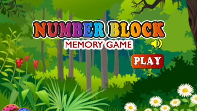 Numbers Block - Math Game for Kids Learning for Fun! Screenshot on iOS