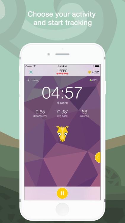 Tep The Motivational Activity Tracker