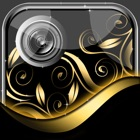 Lux Photo Collage Editor: Luxurious Picture Frames & Grid Maker for Collages icon