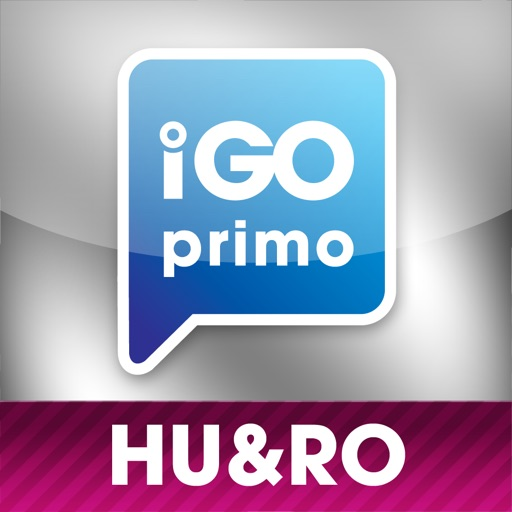 Hungary & Romania - iGO primo app