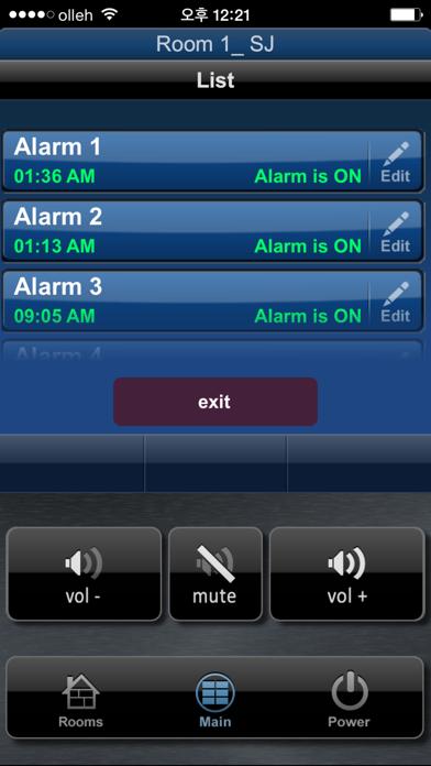 Total Control Mobile screenshot three