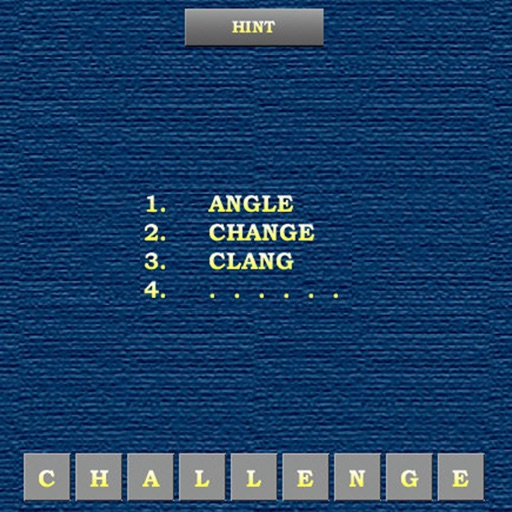 Make Words Game