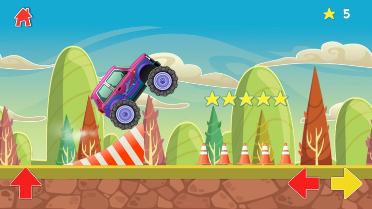 Monster Trucks for Babies screenshot-0