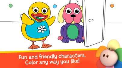 Draw Color & Play - Best Coloring Book App for Preschool Kids - by ...
