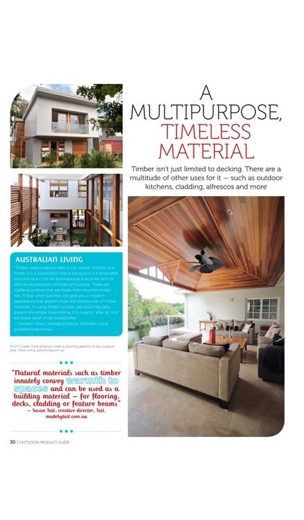 Outdoor Design & Living Product Guide screenshot-3