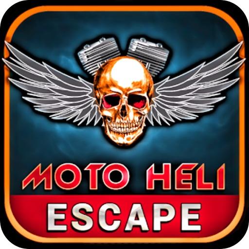 Moto Heli Escape