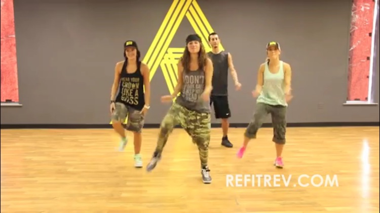 Dance Fitness screenshot-2