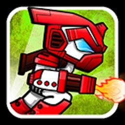 Robots Vs. Aliens - Free Action Game