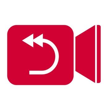 Reverser Cam - Backward Video Camera Logo