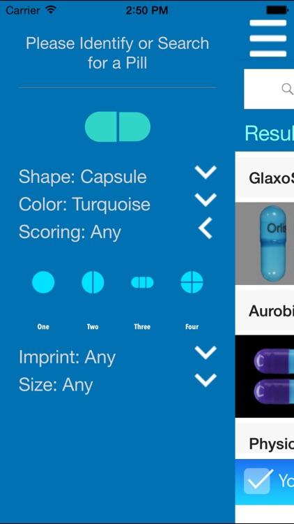 Pill Finder 2