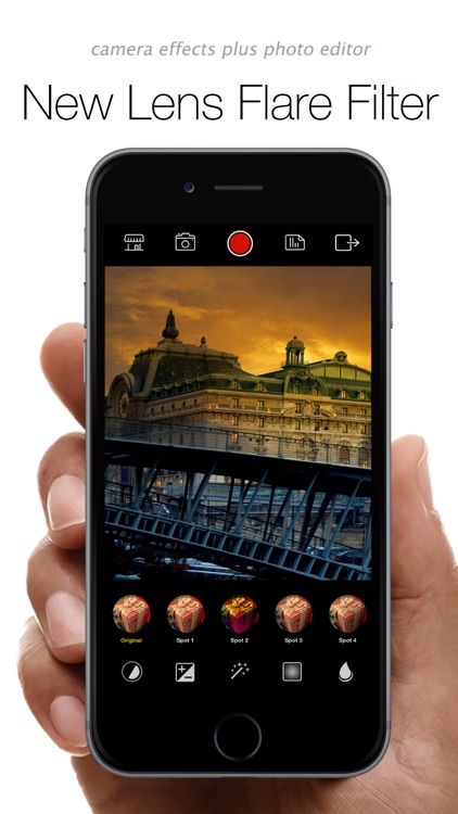 360 Camera Plus - camera effects & filters plus photo editor