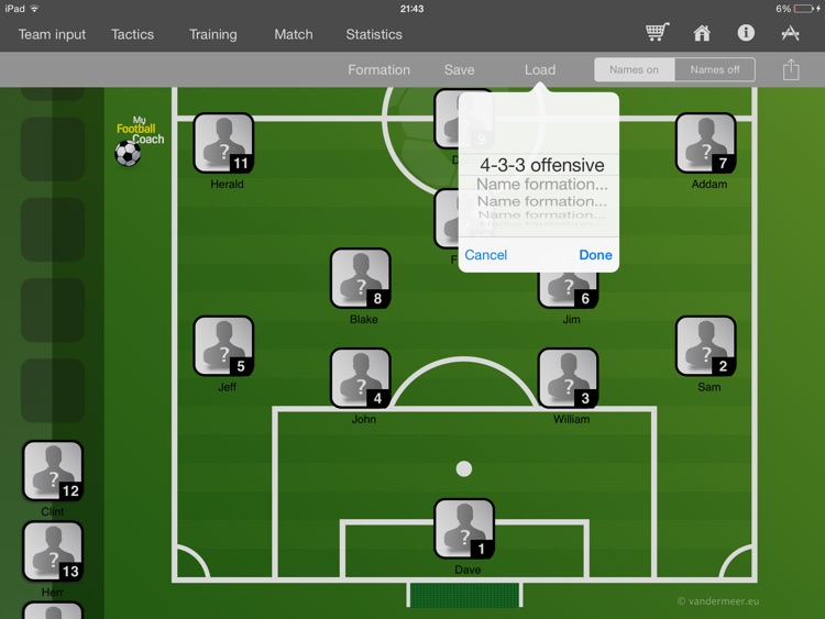 My Football Coach Plus screenshot-3
