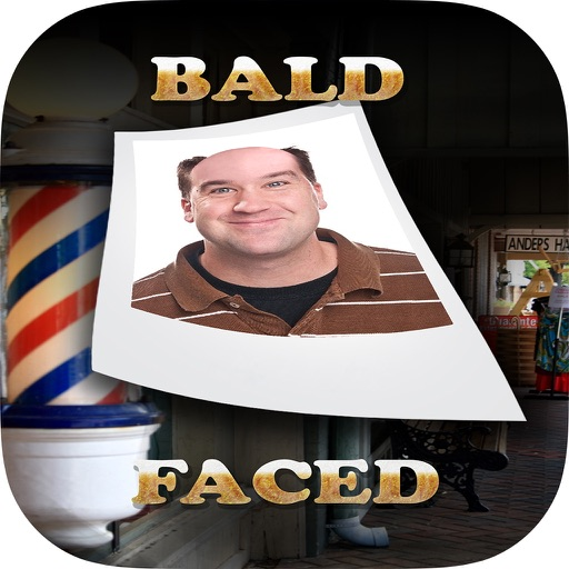 BaldFaced - The Bald Head Face Booth