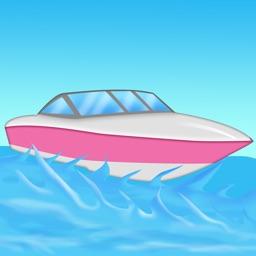 Epic Motor Boat Water Parker