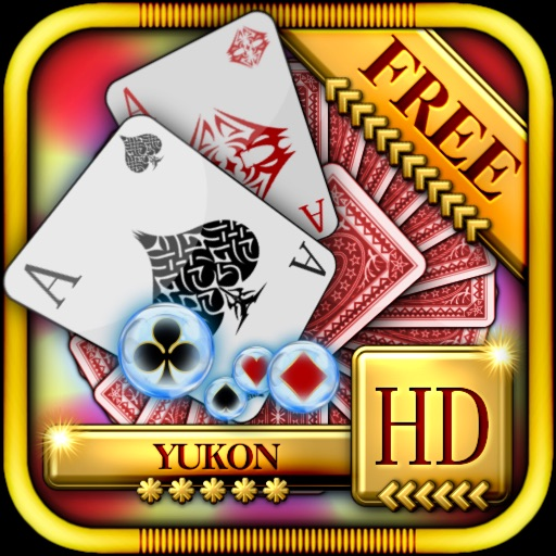 ACC Solitaire [ Yukon ] HD Free - Classic Card Games for iPad & iPhone icon