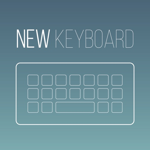 New Keyboard for iOS 8 - Customize your keyboard with color beautiful skin themes