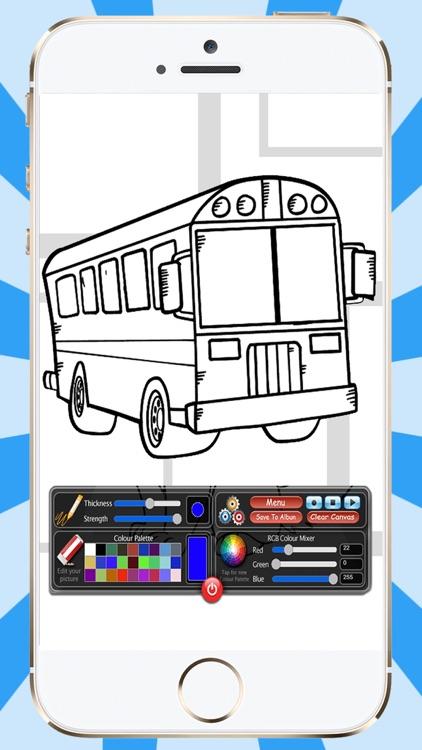 100 Vehicles To Paint screenshot-3