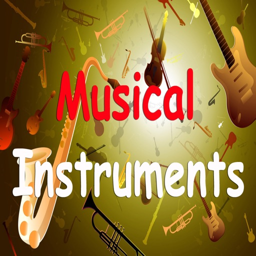 Musical Instruments with Guitar and Piano Sound Effects