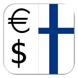 Oma valuuttalaskin