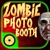 Zombie Photo Booth : Scary Stickers