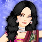 Dressup! Bollywood Dance Salon - かわいいファッションの女の子と子供のためのゲーム icon