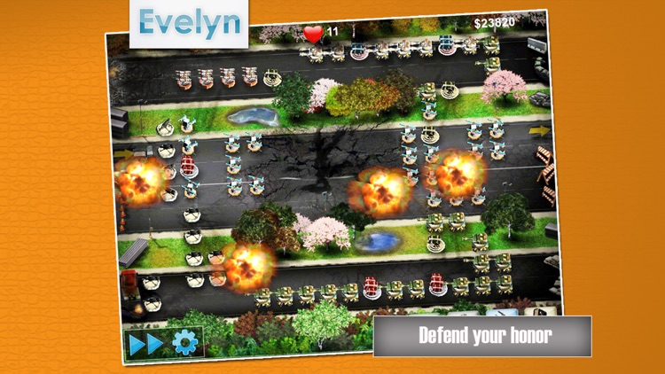 Battleground Defense screenshot-3