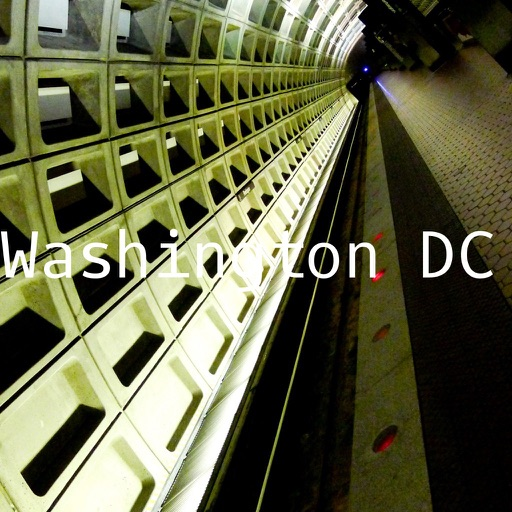 hiWashingtonDC: Offline Map of Washington DC(United States)