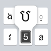 K-Keyboard 5 Row - Lin Bunchan