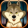 Baby Wild Wolf - Moonlight Jungle Flight Adventure - Full Version