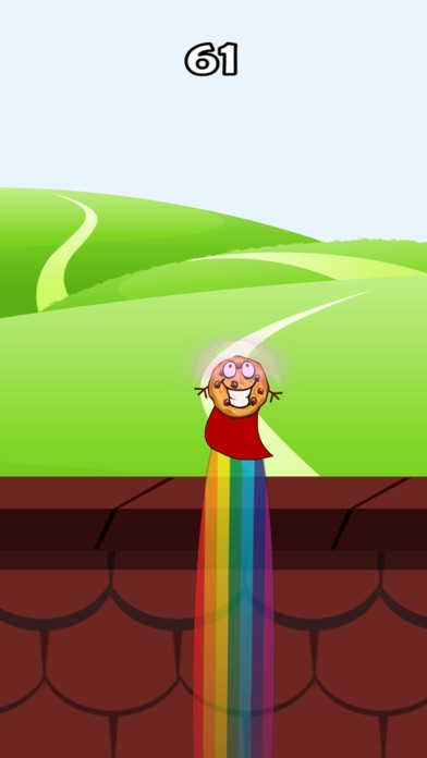 Cookie Jump: The Jump For Freedom screenshot four