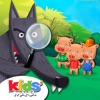 The Three Little Pigs - Search and find