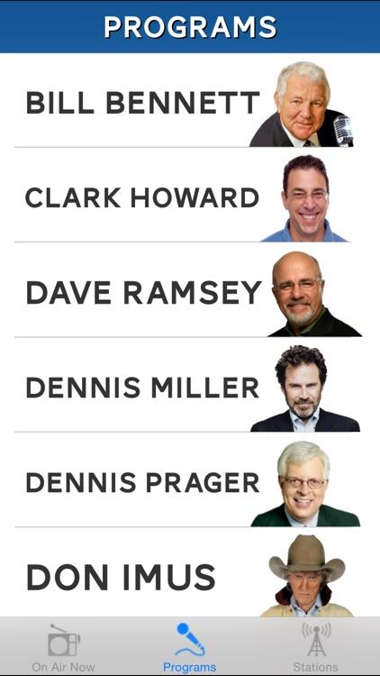 Conservative Talk Radio - Rush, Levin, Beck, Hannity, Savage & More!