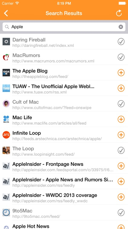 Simply RSS - A Free & Clean RSS News Reader screenshot-4