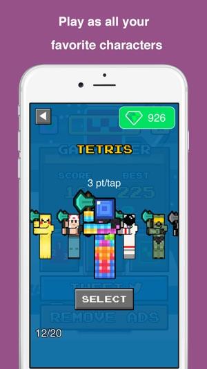 Creep Smash- Free 3D Arcade Style Skins Pocket Pickaxe Mini Game